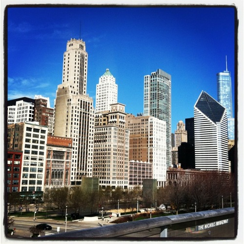 chicago city guide {UPDATE}