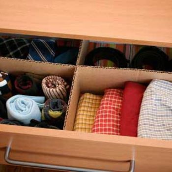 diy wednesdays: drawer divider