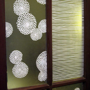 diy project: window films