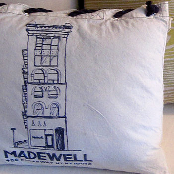 diy project: erica's tote bag pillows