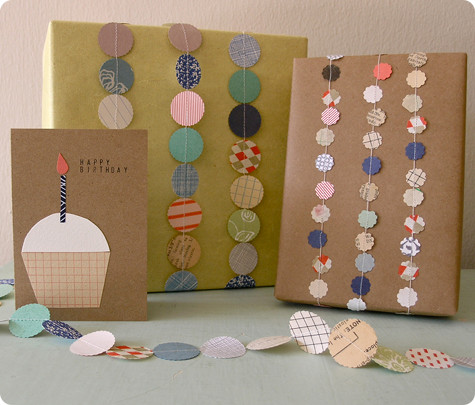 More Recycling Paper Projects Designsponge