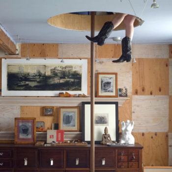 Alyn Carlson and Paul Clancy's Whimsical Home