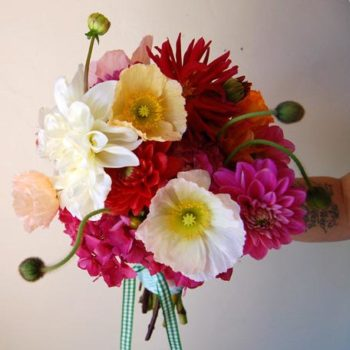 DIY Summer Picnic Bouquet