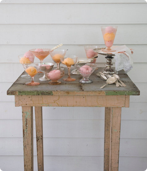 pink kitchen decorating ideas.htm table decoration ideas peach is the new pink     design sponge  table decoration ideas peach is the