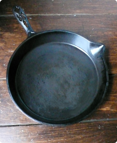seasonedcastiron