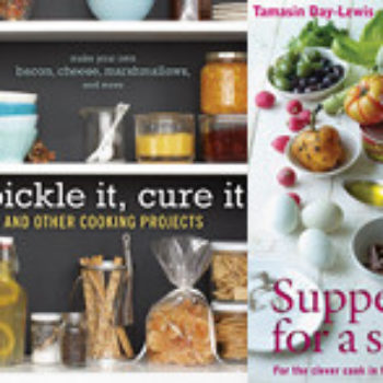 cookbook reviews: scones and more