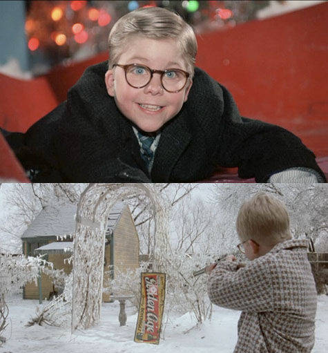 living in a christmas story - Is A Christmas Story On Netflix