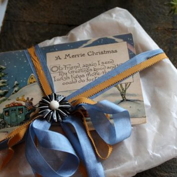 made with love: quick gift wrapping ideas