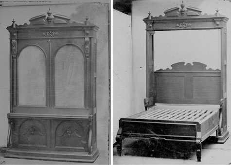 Image result for dutch antique murphy bed