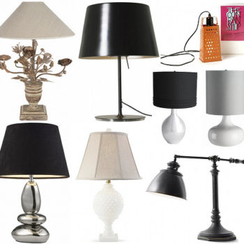 under $100: table lamps