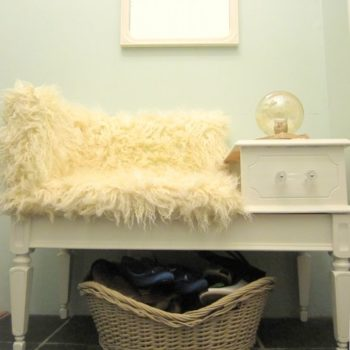 before & after: woolly makeovers