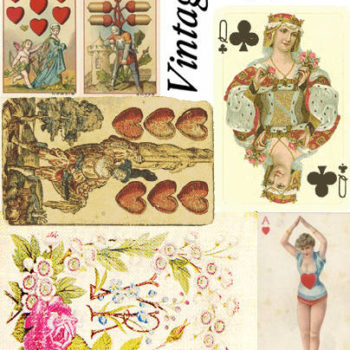 the (inspiring) world of playing cards