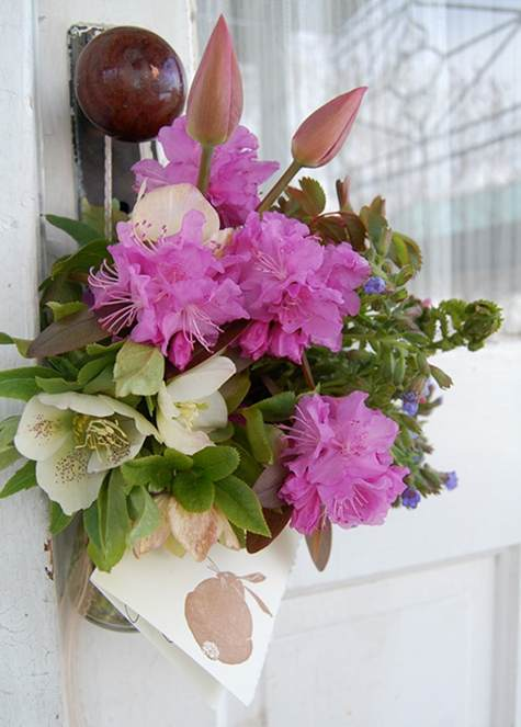 weu0027ve got four great diy projects coming up today so i wanted to start the do-it-yourself celebration with a fun post from floral designer jaime giorgi. ... : door basket - Pezcame.Com
