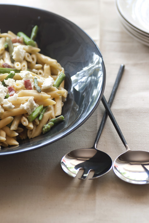 In The Kitchen With Kate Flaim S Absorption Pasta Design
