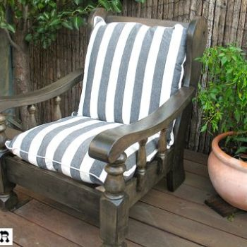 before & after: new chairs, 3 ways