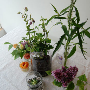 we like it wild: diy flower lab (part 2)