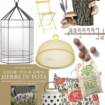 under $100: garden decor + accessories