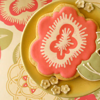 weekly wrap up + miette wallpaper cookies