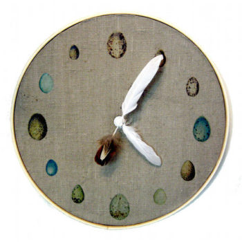 diy project: ornithology clock