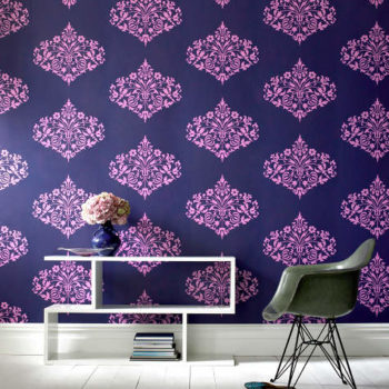 new: amy butler wallpaper for graham & brown