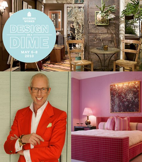 Today Iu0027m Thrilled To Share Another Design On A Dime Interview With Interior  Design Magazine Hall Of Fame Designer, Jamie Drake. Jamieu0027s Incredible Eye  For ...