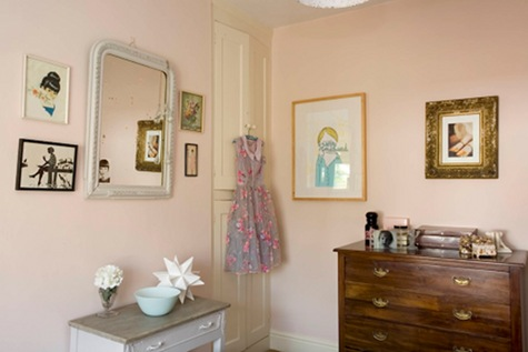 Farrow And Ball Pink Ground Home Decorating Ideas