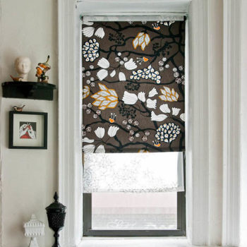 Sewing 101: Roller Blinds