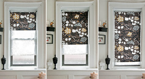 Sewing 101 Roller Blinds Design Sponge