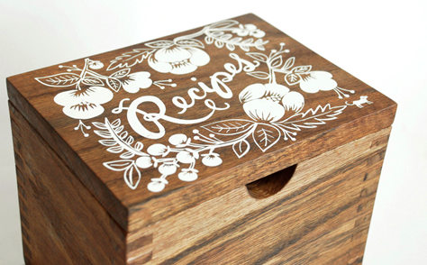 Rifle paper co recipe boxes designsponge suggested for you thecheapjerseys Image collections