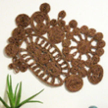 diy project: sisal rope art