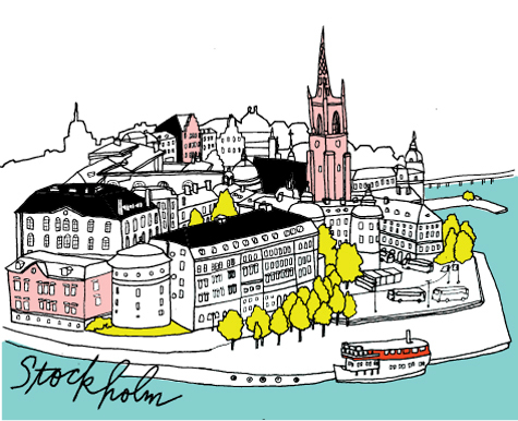 Stockholm shopping guide: find the best 8 design and fashion stores.