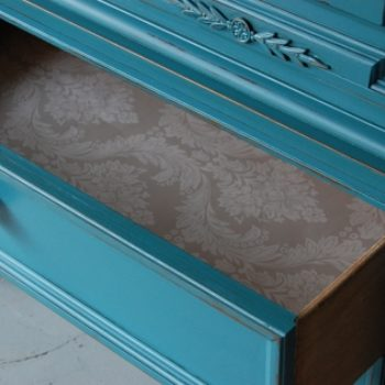 before and after basics: painting furniture