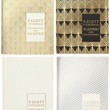 coralie bickford-smith's deco book covers