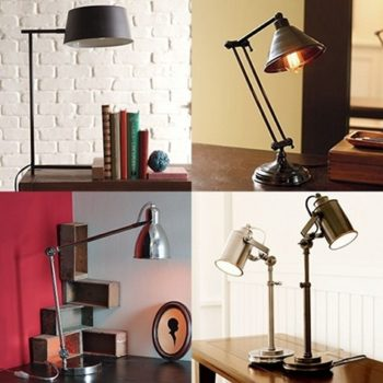 under $100: design-friendly desk lamps
