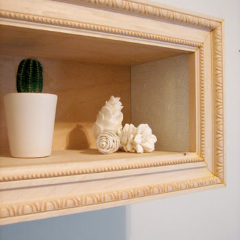 diy project: framed display box