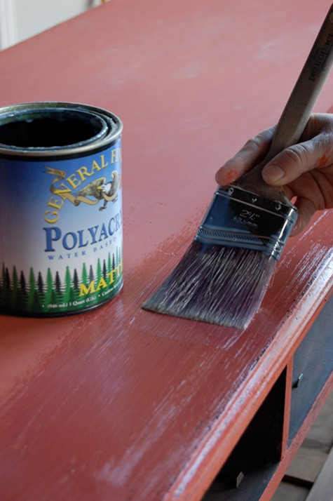 Poly Foam Paint Brush