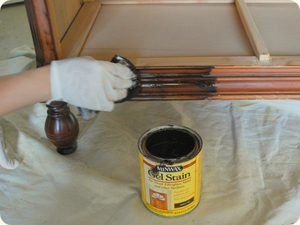 Before And After Basics Staining Tips Designsponge