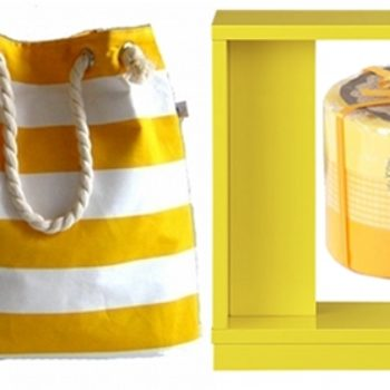 under $100: end of summer yellow