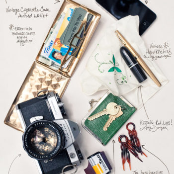 what's in your pocket(book): jamie beck