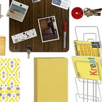 office wall organizers + 5 bedroom essentials under $50
