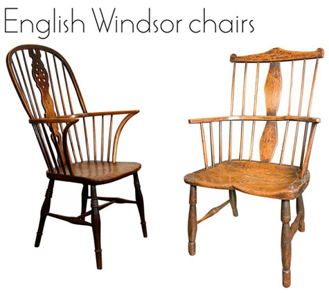 One Of The Major Selling Points Of The Windsor Chair Was Its Portability.  Light And Easy To Carry To From Room To Room, It Was Extremely Popular In  Both ...