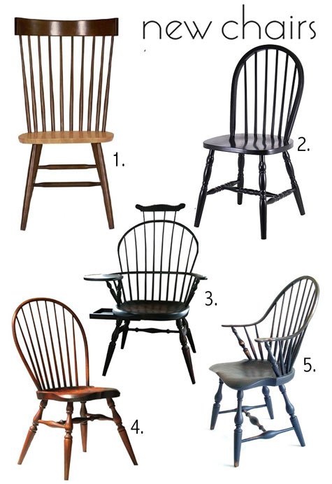 past & present: windsor chair history + resources – Design*Sponge