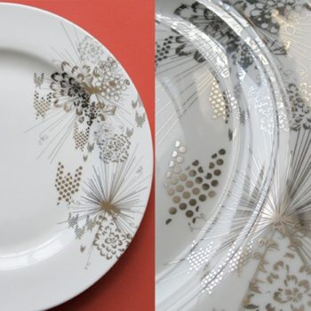 new: lorena barrezueta burst tableware