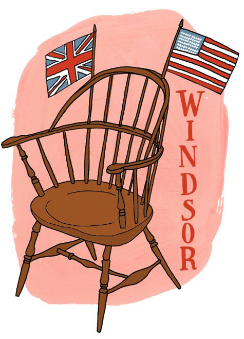 Past Present Windsor Chair History Resources Design Sponge