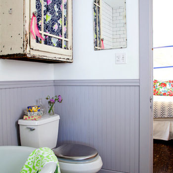 before & after: emily's bathroom