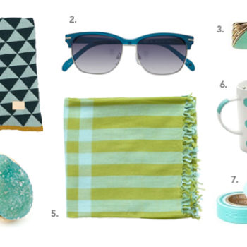 2010 gift guides: gifts by color