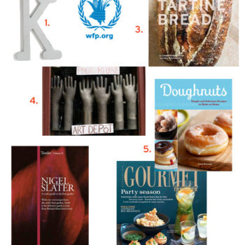 2010 gift guides: for the kitchen