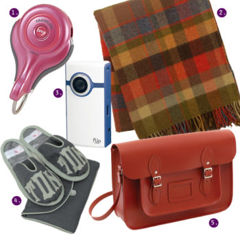2010 gift guides: for travelers