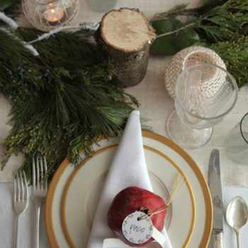 hunt, gather and host: a christmas brunch