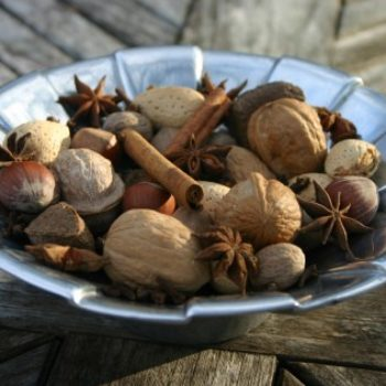 small measures with ashley: holiday potpourri